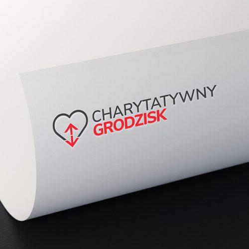 Charytatywny Grodzisk - Logotyp