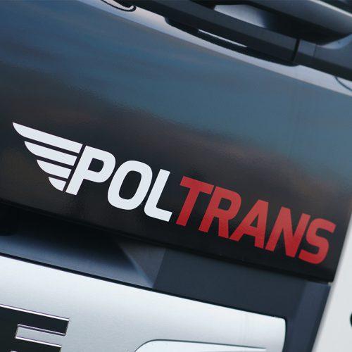 PolTrans - Logotyp