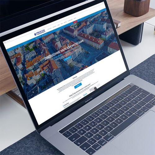 Procon Zarządzanie Nieruchomościami - Strona internetowa
