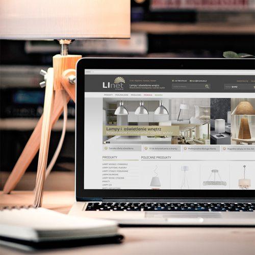 Linet Studio - Sklep internetowy